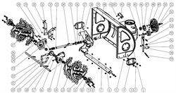 Шкив ремня привода шнека снегоуборщика SUNGARDEN ST 9029 ES №50 - фото 70545