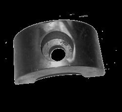 Блок эксцентриков виброплиты Masterpac PC6040 - фото 7077