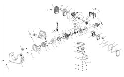 Карбюратор генератора FUBAG BS 1000 i №37