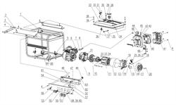 АВР генератора FUBAG MS 2400 №15 - фото 71029
