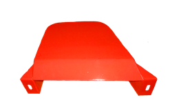 Кожух ремня верхний виброплиты DIAM VMR-115