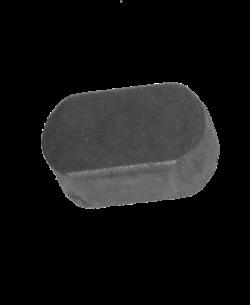 Ключ / шпонка виброплиты Masalta MS100 - фото 8523