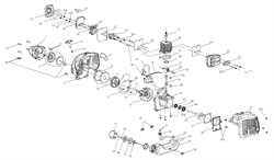 Прокладка воздушного фильтра триммера Baumaster BT-8925X (рис 54) - фото 8904
