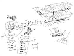 Крюк триммера Baumaster GT-3510X (рис 17)