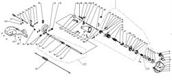 Винт-барашек триммера Baumaster GT-3550X (рис 73) - фото 8984