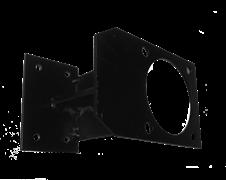 Кронштейн крепления ременного кожуха затирочной машины Masalta МТ24