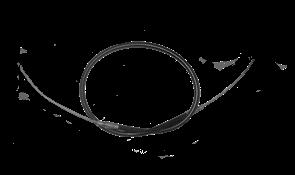Трос газа в сборе GROST ZMD-1000