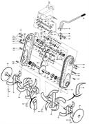 Втулка культиватора Caiman QJ 60S TWK+ (рис. 285) - фото 14386
