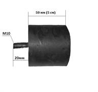 Подушка-амортизатор виброплиты 50-100 кг