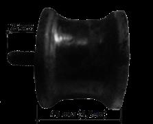 Подушка-амортизатор виброплиты 50-110 кг