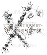 Прокладка головки цилиндра генератора BauMaster PG-8709X-27