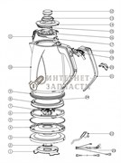 Выключатель чайника Galaxy GL0201