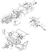 Прокладка дизельной тепловой пушки Энтузиаст DC 25/RC (рис.3) - фото 18492