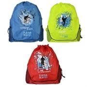Сумка-рюкзак, полиэстер, 40x30см, 3 цвета