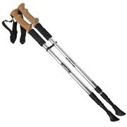 Палки для скандинавской ходьбы, 2 ШТ, 30см-135см