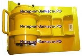 Трамбующее основание с корпусом вибратора виброплиты Masalta MS50-2