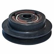 Сцепление виброплиты в сборе (Высота 52,5 мм, внутренний диаметр 20 мм, внешний диаметр 128 мм, одноременная ) - фото 30282