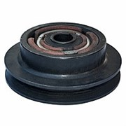 Сцепление виброплиты в сборе (внутренний диаметр 25 мм, внешний диаметр 150 мм, одноременная) - фото 30287