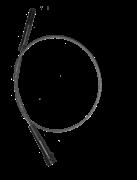 Трос регулировки лопастей затирочной машины GROST ZMD-750 - фото 31202