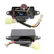 Автоматический регулятор напряжения генератора 1-2,5 кВт пластик,1 фаза  AVR2.5-1G2AC - фото 31412