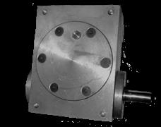 Коробка передач в сборе затирочной машины Tremmer СТ424 - фото 31417
