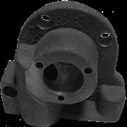Направляющий блок виброблока виброплиты DIAM VMR-115 - фото 32490