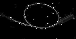 Трос лопастей затирочных машин (1м 18 см) - фото 32834