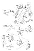 Контакт вилки триммера Gardena AccuCut 400Li (рис. 2) - фото 35322