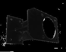 Кронштейн крепления ременного кожуха затирочной машины Masalta МТ24 - фото 36854