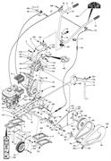 Втулка культиватора Caiman QJ 60S TWK+ (рис. 37) - фото 37404