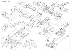 Фиксатор пилы торцовочно - усовочной корвет 4-430 (рис.151) - фото 42902