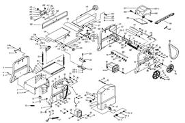 Винт станка комбинированного Энкор Корвет-24 (рис.122-1) - фото 43051