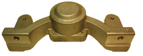 Кронштейн крепления лезвия виброрейки Tremmer CSD