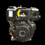 Дизельный двигатель 186 F -G3 конусный вал для генераторов