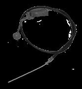 Трос+Рычаг для управления дросселированием в сборе виброплиты Masalta MS125