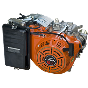 Двигатель Lifan190FD LV-тип с электростартером