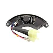 Автоматический регулятор напряжения генератора  3-5 кВт пластик,3 фазы, AVR5-3B10B