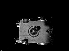 Коробка передач двухроторной затирочной машины по бетону (правая)