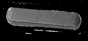 Шпонка шкива диска шовнарезчика Masalta MFS14
