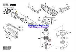 Переключатель болгарки Bosch PWS 850-125(рис.4)