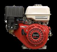 Двигатель GX 270 конусный вал длинна 106 мм