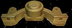 Вибрационный кронштейн виброрейки Masalta MCD-4