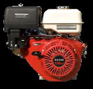 Двигатель GX 390 вал 25 мм