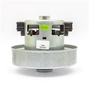Двигатель для бытового пылесоса Универсальный, мощность 1800 W (H-118,5мм, H турбины 36мм, D 130мм)