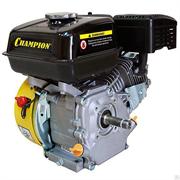 Двигатель CHAMPION 7лс диаметр 22,2 мм шпонка вертикальный вал для культиваторов