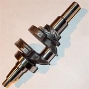 Коленчатый вал бензинового двигателя GX390 (25,4мм)