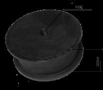 Гаситель вибраций для виброплиты