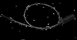 Трос лопастей затирочных машин (1м 18 см) - фото 6851