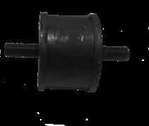 Амортизатор трамбующей плиты (две шпильки) виброплиты TSS-VP175