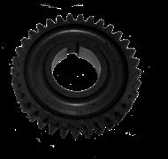 Ведомая шестерня виброплиты Masterpac PC6040